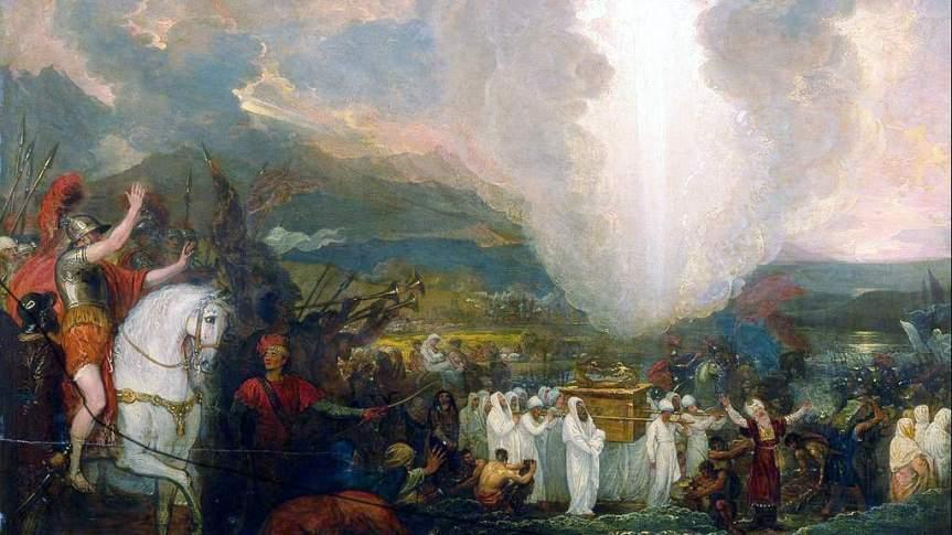 La présence intérieure du Saint-Esprit dans l'AncienTestament
